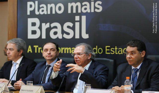 Novo pacote neoliberal de Paulo Guedes desagrada sindicalismo de A a Z